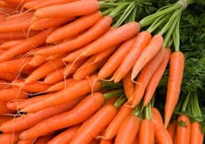 Как заморозить морковь впрок