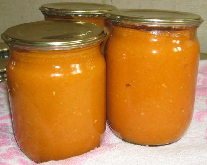 рецепт икры из кабачков на зиму консервирование