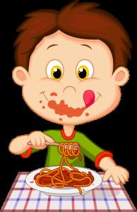 Как кушать спагетти красиво