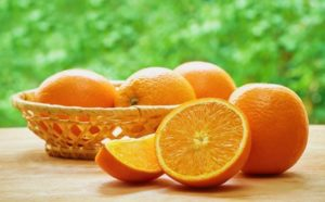 Апельсины против гриппа