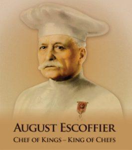 Огюст Эскофье. Король поваров и повар королей