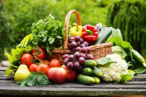 Где растут витамины на грядках