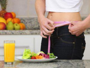 Как быстро сбросить пару-тройку килограмм
