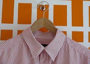 Глаженная рубашка. Умеем ли мы гладить рубашку и брюки, а галстук?