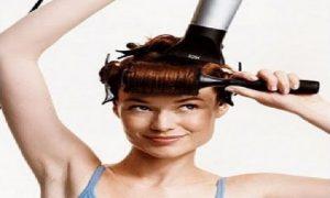 Укладка волос дома по всем правилам