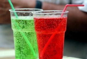 Можно или нельзя запивать еду.Газированные напитки.