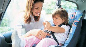 Игры с ребенком в дороге без игрушек