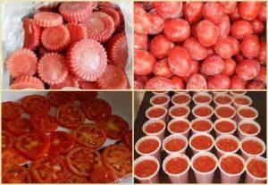 Замораживаем ягоды, овощи и зелень на зиму