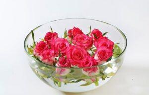 Как сделать оригинальную композицию из роз