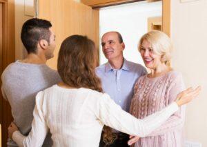 Как правильно обращаться к родителям супруга или супруги