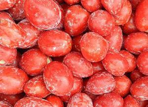 Как заморозить помидоры впрок