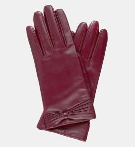 Как спасти кожаные перчатки