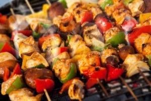 Как приготовить запеченные овощи и фрукты