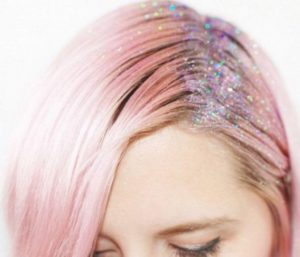 Если неожиданно пригласили на вечеринку или в гости...Что делать с отросшими корнями волос