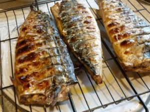 Готовим вкусную рыбку на гриле