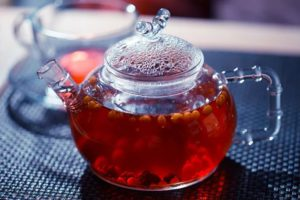 Экзотические разновидности чаяЧай плодово- ягодный.