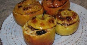 Чем полезны печеные яблоки
