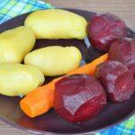 Секреты вкусных овощей для салатов,  советы хозяйке на заметку