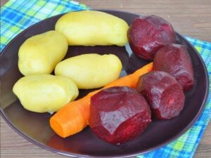 Секреты вкусных овощей для салатов, хозяйке на заметку