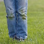 Как удалить пятна от травы
